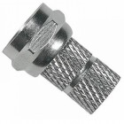 CONECTOR F RG6 C/ ROSCA GR - NWT (CONF0004)